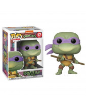 Pop! Television - Teenage Mutant Ninja Turtles - Donatello (v2)