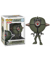 Pop! Games - Fallout - Assaultron