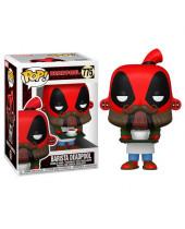 Pop! Marvel - Deadpool - Barista Deadpool