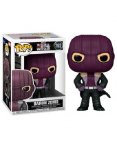 Pop! Marvel - Falcon and The Winter Soldier - Baron Zemo