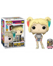 Pop! Heroes - Birds of Prey - Harley Quinn and Beaver