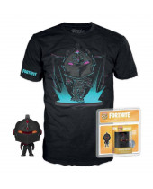 Pop! Fortnite - Black Knight Tee Box