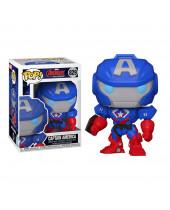 Pop! Marvel - Avengers Mech Strike - Captain America