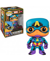 Pop! Marvel Comics - Captain America (Special Edition)