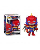 Pop! Marvel - Avengers Mech Strike - Captain Marvel