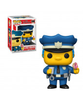 Pop! Television - The Simpsons - Chief Wiggum