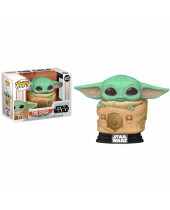 Pop! Star Wars - The Mandalorian - The Child in Bag
