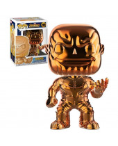 Pop! Marvel - Avengers Infinity War - Thanos (Orange Chrome)