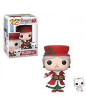 Pop! Christmas - Peppermint Lane - Mrs. Claus and Candy Cane