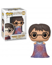 Pop! Movies - Harry Potter - Harry Potter with Invisibility Cloak