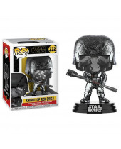 Pop! Star Wars - Knight of Ren (War Club) (Chrome)