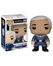 Pop! Television - Battlestar Galactica - Commander Adama
