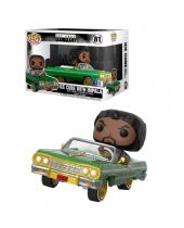 Pop! Rides - Ice Cube - Ice Cube with Impala