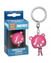Pop! Pocket Keychain - Fortnite - Cuddle Team Leader