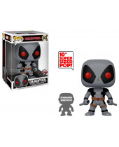 Pop! Marvel - Deadpool - Gray Deadpool (Super Sized, 25cm)
