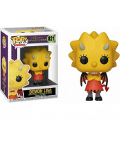 Pop! Television - The Simpsons - Treehouse of Horror - Demon Lisa