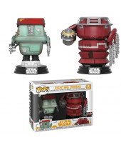 Pop! Star Wars - Fighting Droids (2-Pack)
