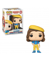 Pop! Television - Stranger Things - Eleven in Yellow Outfit