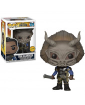 Pop! Marvel - Black Panther - Erik Killmonger (Chase)