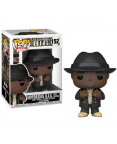 Pop! Rocks - Notorious B.I.G. with Fedora