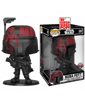 Pop! Star Wars - Boba Fett Black Super Sized 25 cm