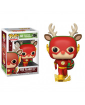 Pop! Heroes - DC Super Heroes - The Flash (Holiday Dash)