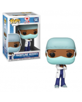 Pop! Frontline Heroes - Frontline Hero Female