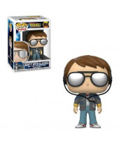 Pop! Movies - Back to the Future - Marty with Glasses