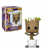 Pop! Marvel - Guardians of the Galaxy - Groot (Super Sized, 46cm)