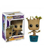 Pop! Marvel - Guardians of the Galaxy - I am Dancing Groot (Bobble Head)