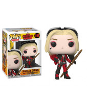 Pop! Movies - The Suicide Squad - Harley Quinn (Bodysuit)