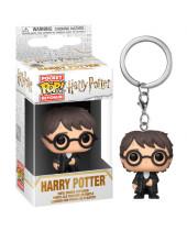 Pop! Pocket Keychain - Harry Potter - Harry Potter (Yule)