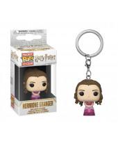 Pop! Pocket Keychain - Harry Potter - Hermione Granger (Yule)