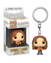 Pop! Pocket Keychain - Harry Potter - Hermione Granger (Holiday)
