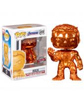 Pop! Marvel - Avengers Endgame - Hulk (Orange Chrome)