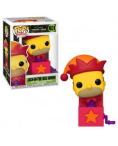 Pop! Television - The Simpsons - Jack-In-The-Box Homer