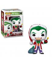Pop! Heroes - DC Super Heroes - The Joker as Santa