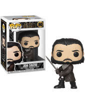 Pop! Game of Thrones - Jon Snow (v2)