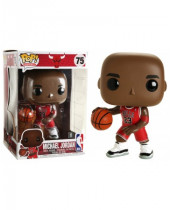 Pop! NBA - Red Jersey - Michael Jordan Super Sized 25 cm