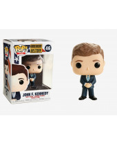 Pop! Icons - American History - John F. Kennedy