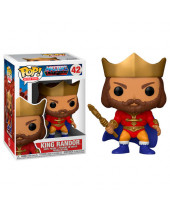 Pop! Retro Toys - Masters of the Universe - King Randor