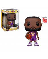 Pop! NBA - Los Angeles Lakers - LeBron James (Super Sized, 25cm)