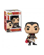 Pop! Disney - Mulan - Li Shang