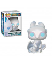 Pop! Movies - How to Train your Dragon 3 - Light Fury