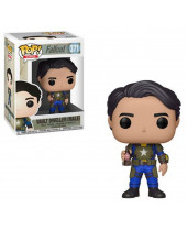 Pop! Games - Fallout 76 - Vault Dweller