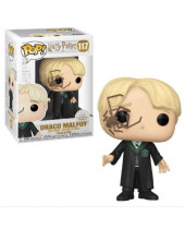 Pop! Movies - Harry Potter - Malfoy with Whip Spider