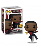 Pop! Games - Marvels Spider-Man - Miles Morales (Classic Suit) (Chase)