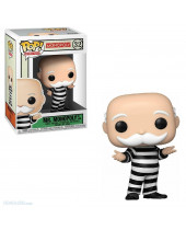 Pop! Retro Toys - Monopoly - Mr. Monopoly in Jail