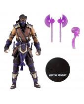 Mortal Kombat akčná figúrka Sub-Zero (Winter Purple Variant) 18 cm