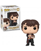 Pop! Movies - Harry Potter - Neville with Monster Book